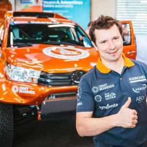 Naujausi Lietuvos rekordai: Antanas Juknevičius_Dakaras2